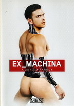 Ex-Machina: A Gay XXX Parody