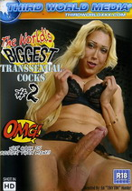 The World's Biggest Transsexual Cocks 2