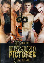 Diamond Pictures Box 1 (4 Dvds)