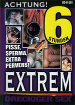 Extrem Pisse Sperma Extra Pevers! (6 Hours)