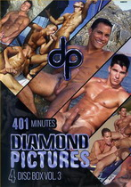 Diamond Pictures Box 3 (4 Dvds)