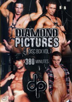 Diamond Pictures Box 7 (4 Dvds)