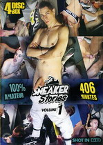 Sneaker Stories Box 1 (4 Dvds)