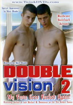 Double Vision 2: My Twin Gets Fucked Again