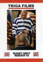 Rugby Orgy: Reboot 18