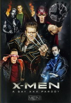 X-Men: A Gay XXX Parody