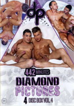 Diamond Pictures Box 4 (4 Dvds)