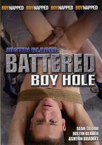 Justin Blaber: Battered Boy Hole