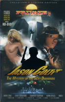 Jason Colt The Mystery Of The Sexy Diamonds (4 Dvds)