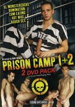 Prison Camp 1 + 2 (2 Dvds)