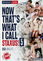 Now That's What I Call Staxus! 5 (2 Dvds)