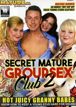Secret Mature Groupsex Club 2