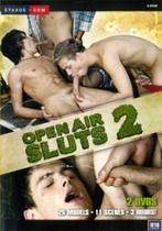 Open Air Sluts 2 (2 Dvds)