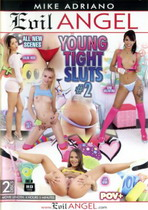 Young Tight Sluts 2 (2 Dvds)