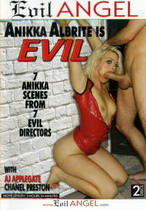 Annika Albrite Is Evil (2 Dvds)
