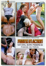 Pissing In Action: Natural Born Pissers 56