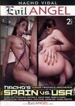 Nacho's Spain Vs USA (2 Dvds)