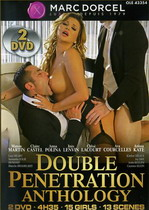 Double Penetration Anthology (2 Dvds)