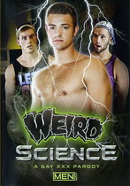 Weird Science: A Gay XXX Parody