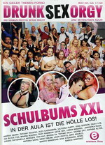 Drunk Sex Orgy: Schulbums XXL