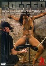 Ebony Bondage Princess Tormented