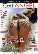 Buttman Focused 12 (2 Dvds)