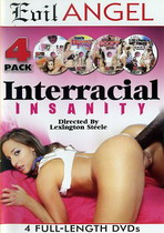 Interracial Insanity 4-Pack (4 Dvds)