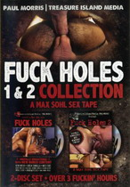 Fuck Holes 1 + 2 (2 Dvds)