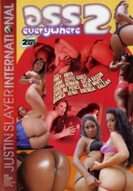 Ass Everywhere 2 (2 Dvds)