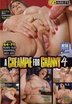 A Creampie For Granny 4