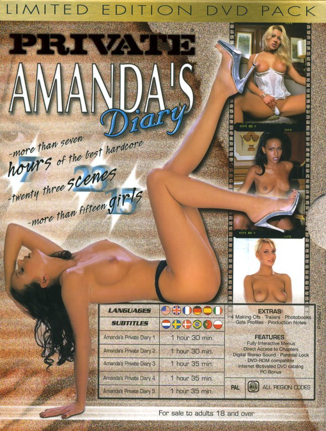 Порно amandas diary