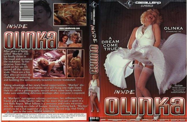 Inside olinka caballero porn dvd