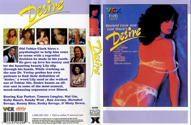 Desire classics porn dvd