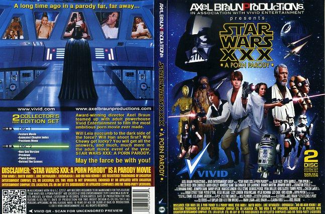 Star wars a porn parody vivid porn dvd