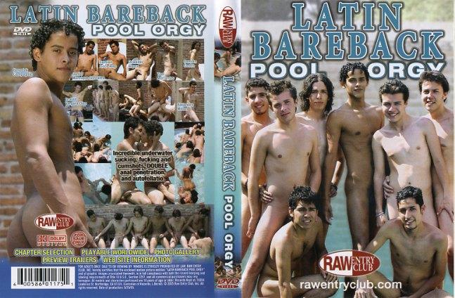 adult pool orgy - Latin Bareback Pool Orgy 1 Raw Entry Club
