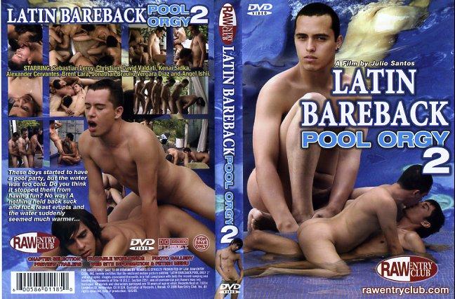 Gay adult dvd pool