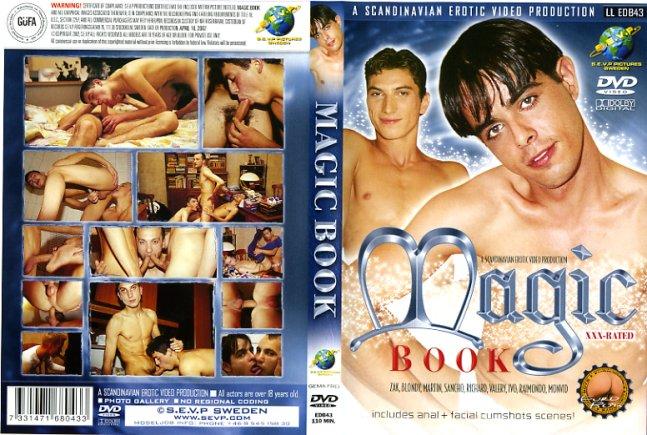 Magic book sevp gay porn dvd