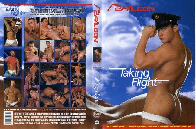 Gay airplane porn
