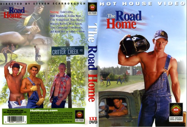 The road home hot house video gay porn dvd