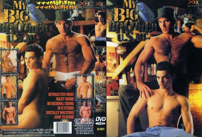 My big brother u studios gay porn dvd