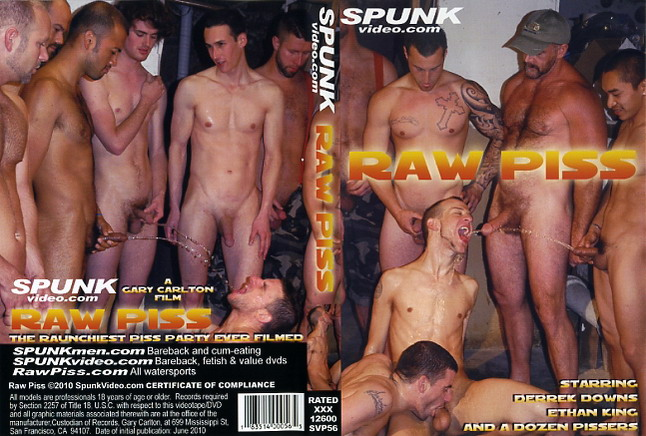 Piss and spunk