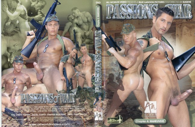 Passions of war maneuvers all worlds video gay porn dvd