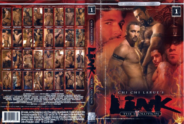 Link the evolution all worlds video gay porn dvd