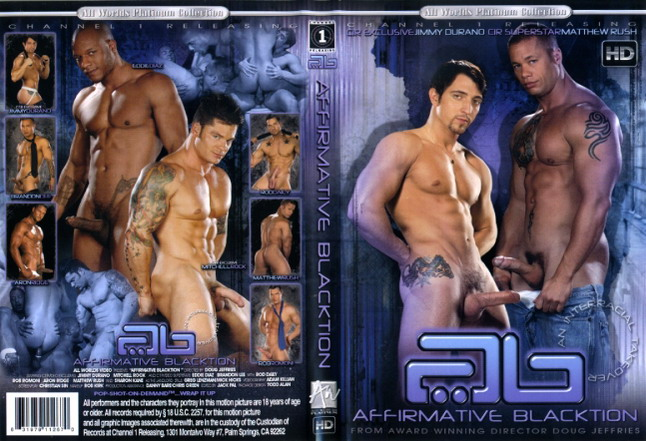Affirmative blacktion all worlds video gay porn dvd