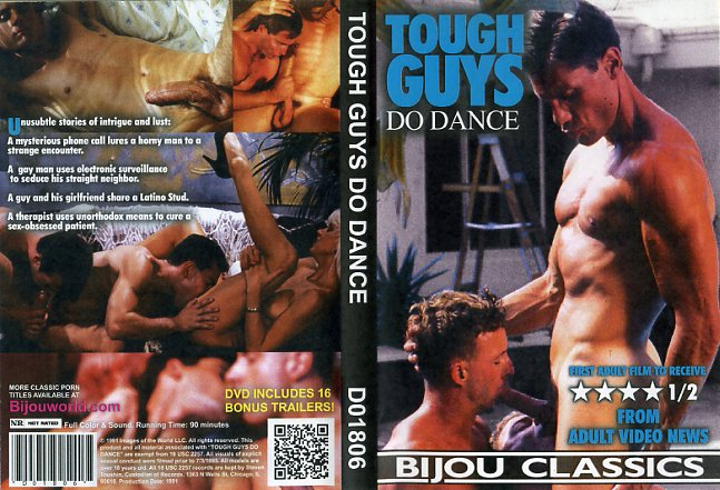 Tough guys do dance bijou video gay porn dvd