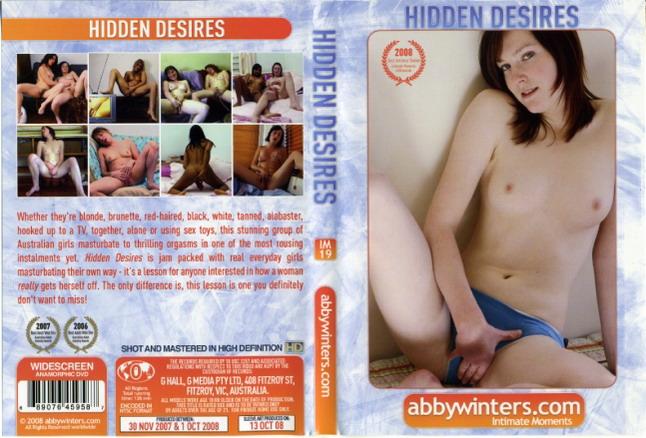 Hidden desires abby winters lesbian porn dvd