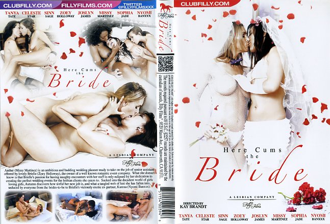 Here cums the bride filly films lesbian porn dvd