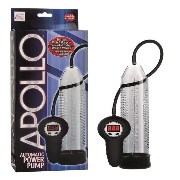 Apollo Automatic Power Pump: ClearApollo