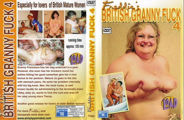 Freddie's British Granny Fuck 04Freddie