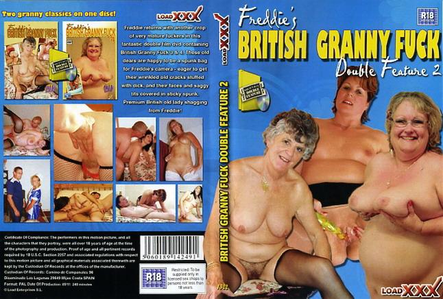 British Granny Fuck Double Feature 2Freddie